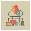 le cloud - le nuage numérique