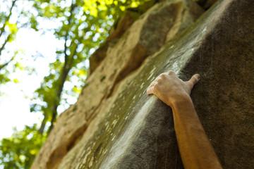 Climbing the Edge