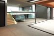 Öffentliches Gebäude - Innenraum Entwurf