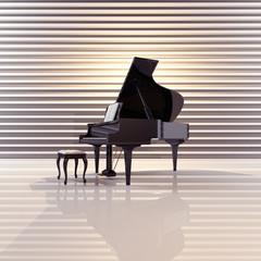 Flügel,Musik, Piano, Konzert