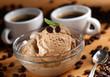 gelato al gusto di caffè
