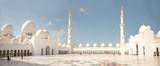 Abu Dhabi White Sheikh Zayed Mosque