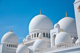 Abu Dhabi White Sheikh Zayed Mosque - 57449661