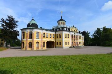 Schloss Belvedere, Weimar, Weltkulturerbe, Rokoko-Museum