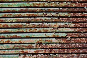 Textured rusty background
