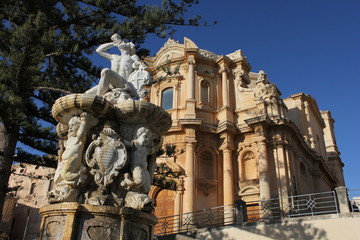 Noto, Italy - The capital of Baroque