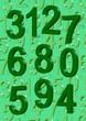 yeşil rakamlar