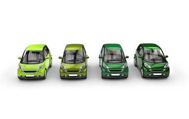 Green Small Cars