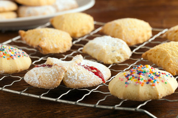 Italian Cookies Variety