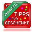 Weihnachten Geschenke Tipp  #131021-svg05