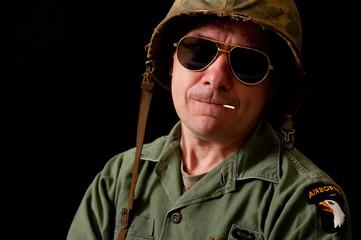 U.S. Soldier Vietnam Period