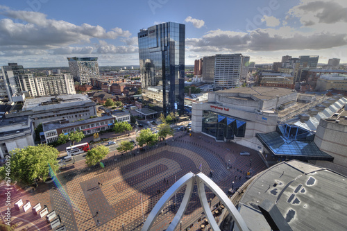 Centenary Square, Birmingham, UK