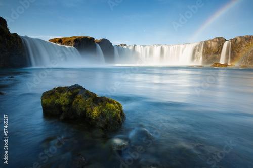 Staande foto Scandinavië Godafoss, Islande