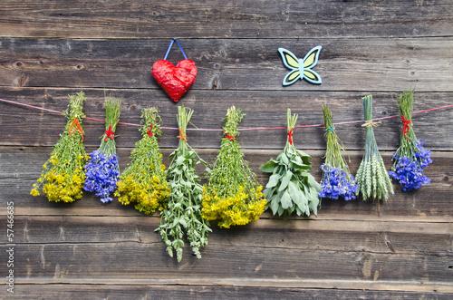 healthy life and alternative medicine concept