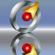 Logo Erfolg 3d
