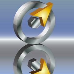 Logo Erfolg