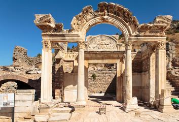Hadrianus Tempel in Efeze