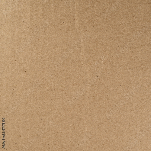 Brown cardboard fragment texture