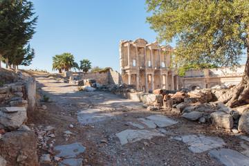 Bibliotheek van Celsius, Efeze
