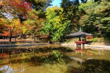 Biwon (secret garden) (built 1623 onward)