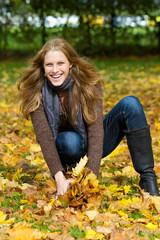 Lebensfreude im Herbst