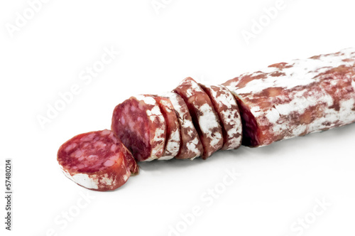 espetec on isolated white background. A typical catalonia food