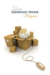 World shipment