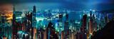 Hong Kong panorama - Fine Art prints