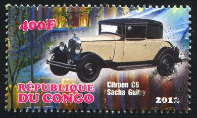 Citroen Sacha Guitry