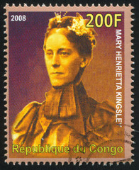 Mary Henrietta Kingsley
