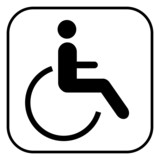 Invalid man icon