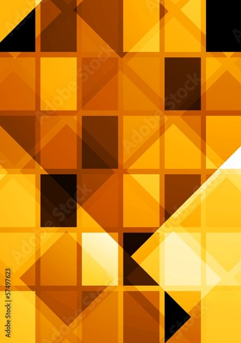 Colourful abstract backdrop