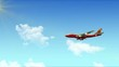 World trip plane 2