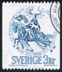 Seal of Duke Erik Magnusson