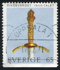 King Gustavus Vasa Sword