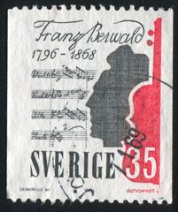 Franz Berwald, Violin and His Music