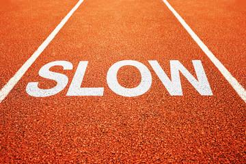 Slow track