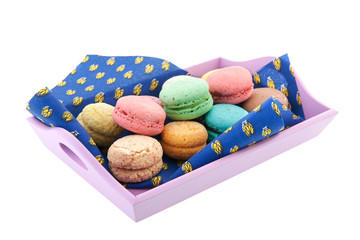 French fresh Macaroons