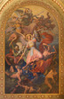 Vienna -  Archangel Michael and war with the bad angels