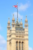 London, England - Victoria Tower