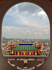 Kek Lok Si Buddhist Temple Penang Malaysia Southeast Asia