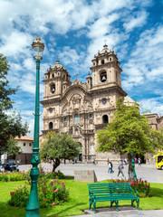 Comañía de Jesús - Cusco