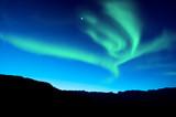 Fototapeta Aurora borealis