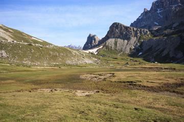 alta val Fiscalina (Dolomiti)