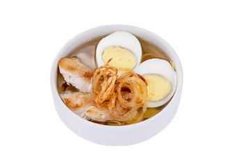 japanese soba soup