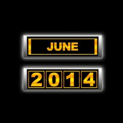 June 2014.