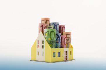 Geld im Haus