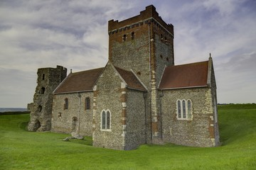 Kirche Dover Castle