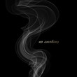 Smoke background. Abstract  composition .Vector eps10