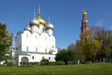 Great monasteries of Russia. Novodevichy convent.
